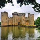 Bodiam Castle East Sussex 1