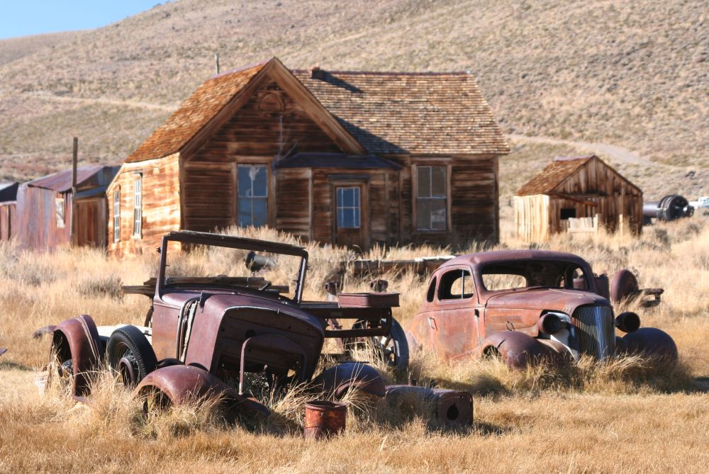 Bodie Ghost town 1