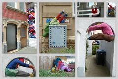 Bodies in urban spaces 2