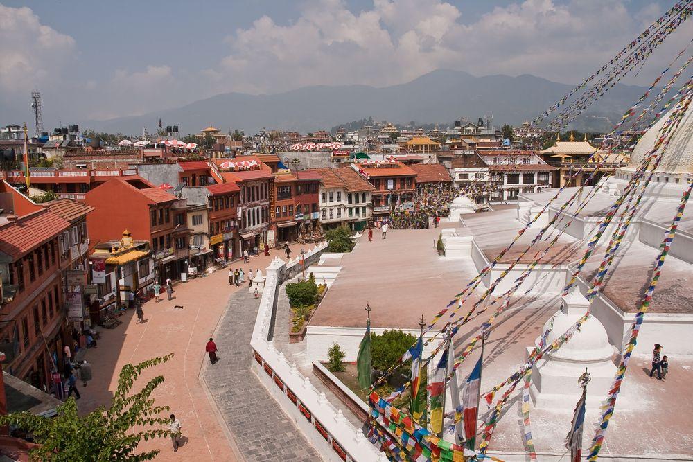 Bodnath Stupa 3