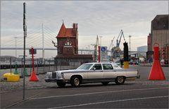Bodo ist nach Stralsund getrampt ...
