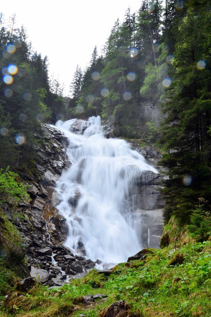 Böcksteiner Wasserfall II