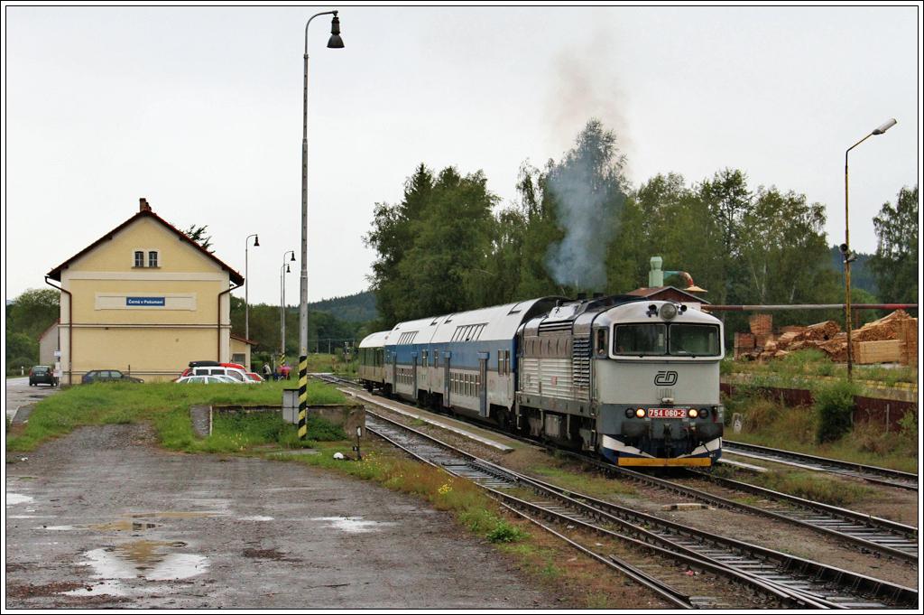 Böhmisches Dieselgewitter II
