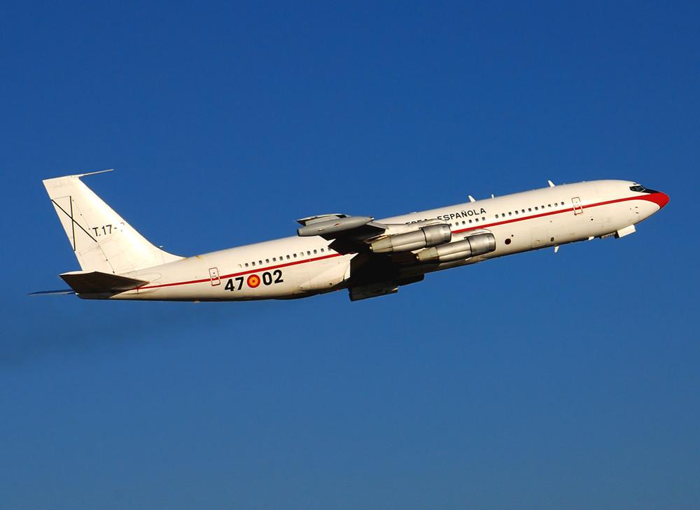 Boeing 707-331C(KC) (T.17-2 / 47-02)
