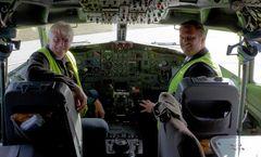 Boeing 727 Cargo