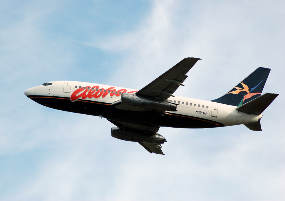 Boeing 737-200 Aloha Airlines