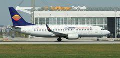 """Boeing 737-300 - Die """"Kleine"""""""