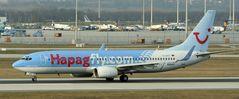 Boeing 737 800 D-AHFC