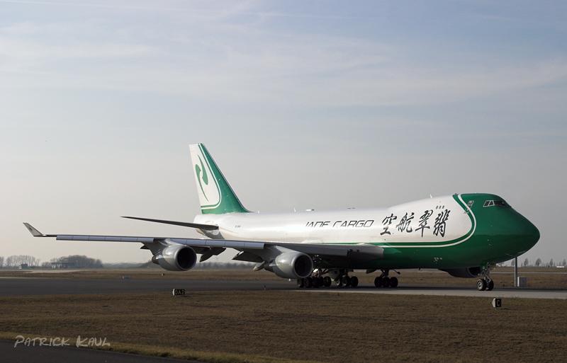 Boeing 747- 400..