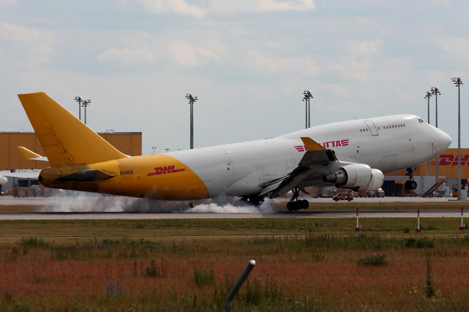 Boeing 747-4H6 Kalitta Air