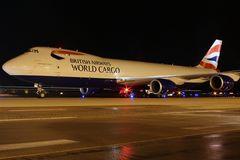Boeing 747-8UF(SCD) BA World Cargo G-GSSD #2