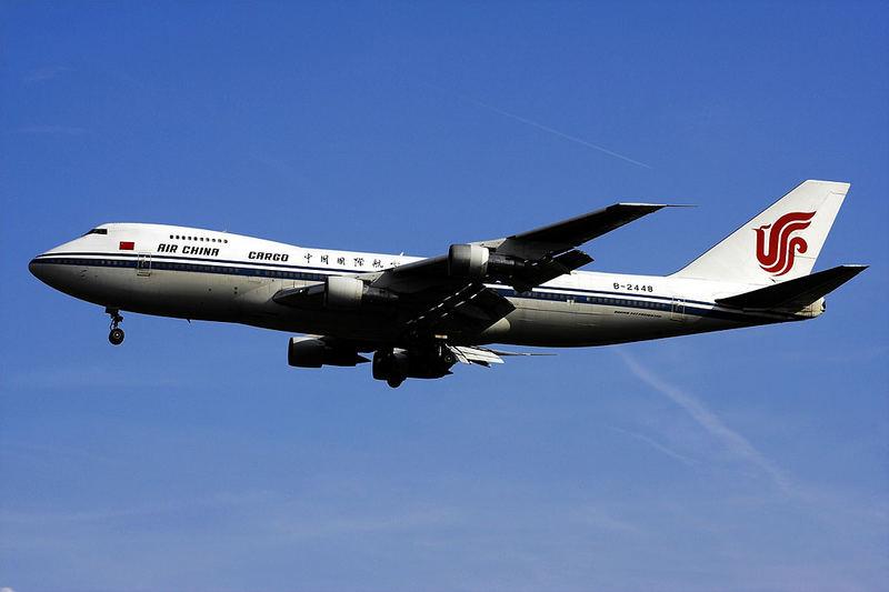 Boeing 747 Air China Cargo