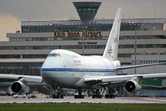 """Boeing 747 SP-21 """"NASA/DLR"""" , N747NA"""