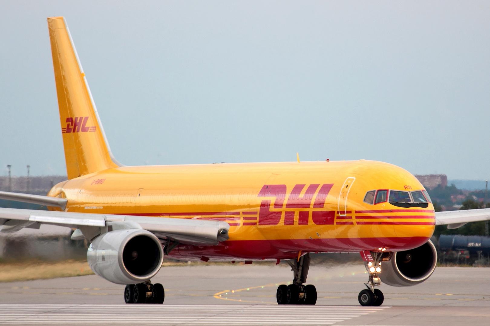 Boeing 757-236 /F European Air Transport / DHL