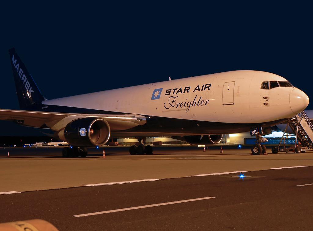 Boeing 767-219(F) Star Air OY-SRF