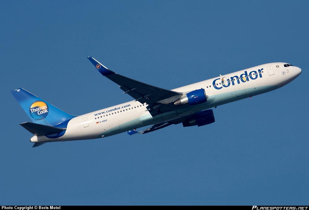 Boeing 767-330ER Condor