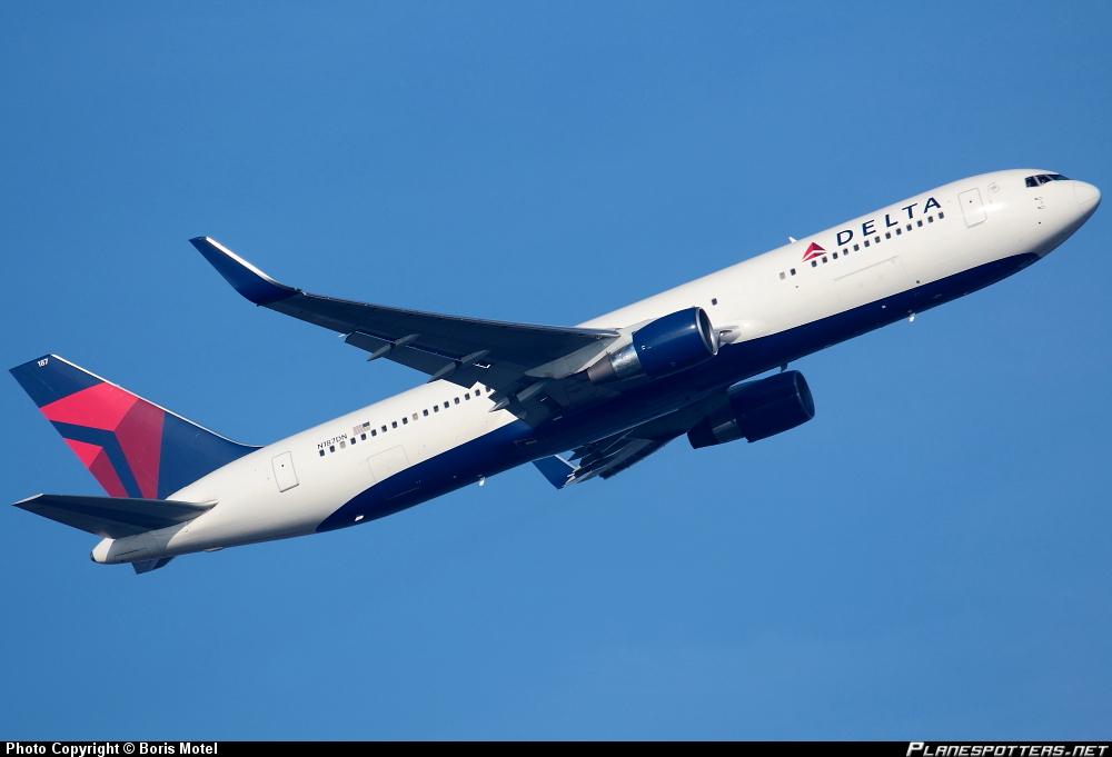 Boeing 767-332ER Delta Air Lines *B763*