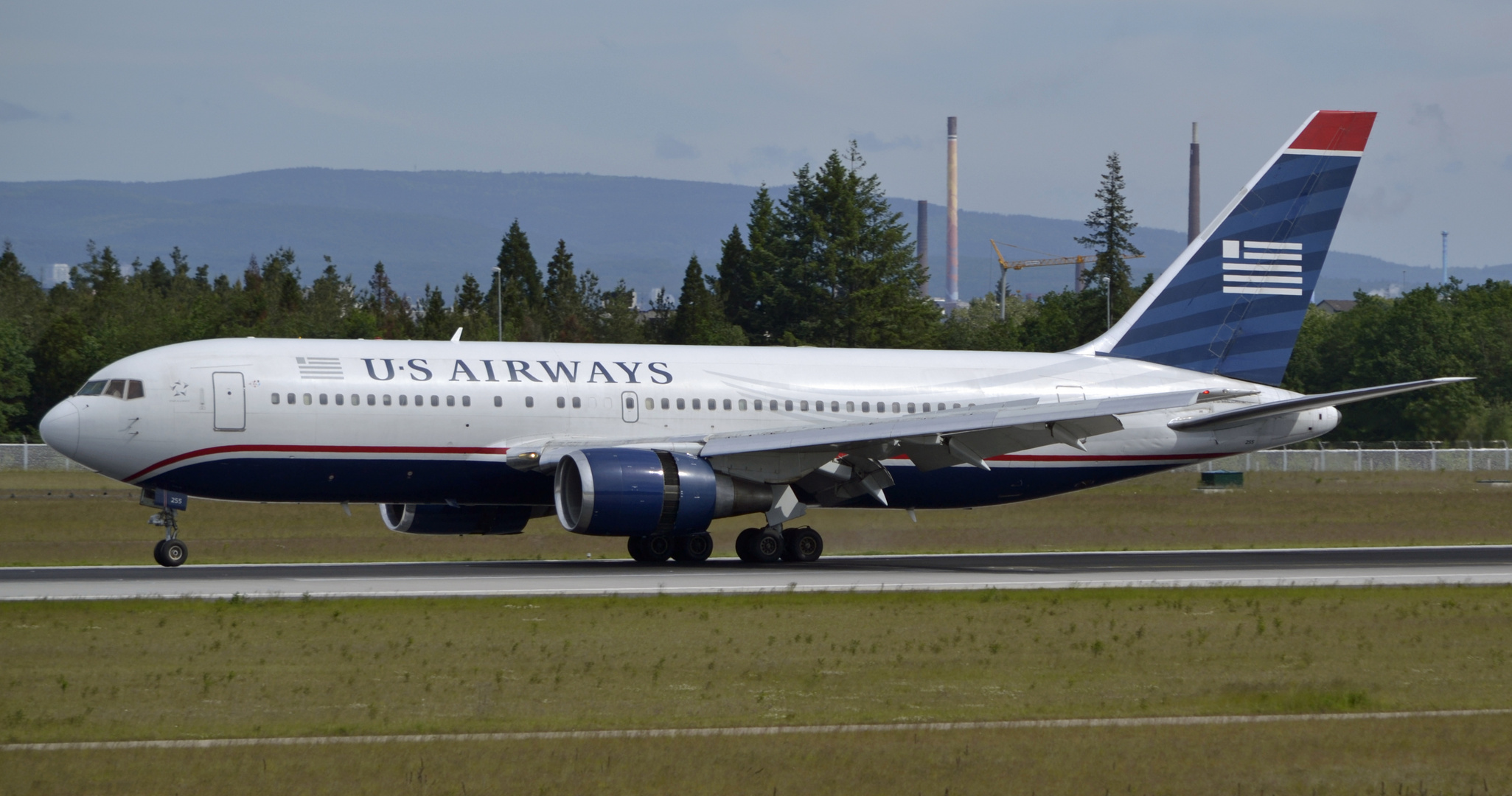 Boeing 767 US Airways