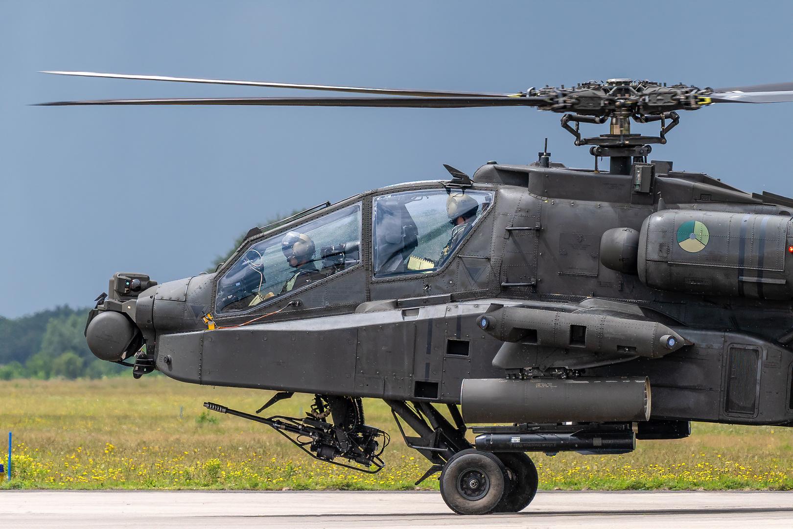 Boeing AH-64D Apache II