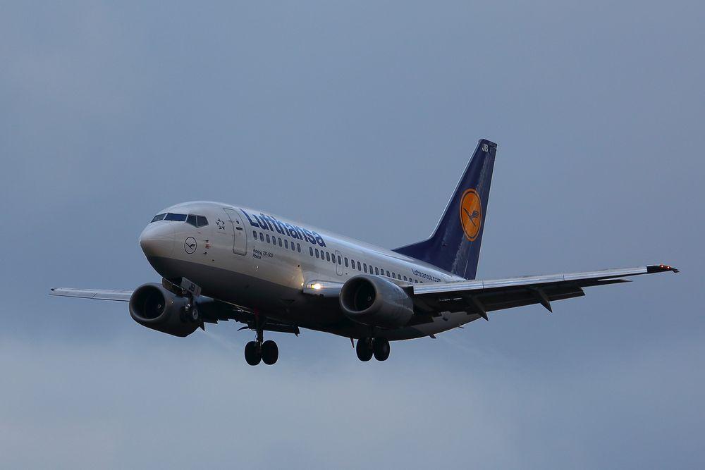 Boeing B737-500