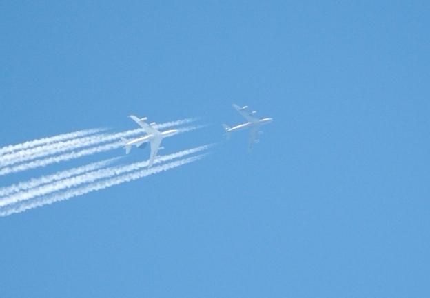 Boeing KC 135 und E3A