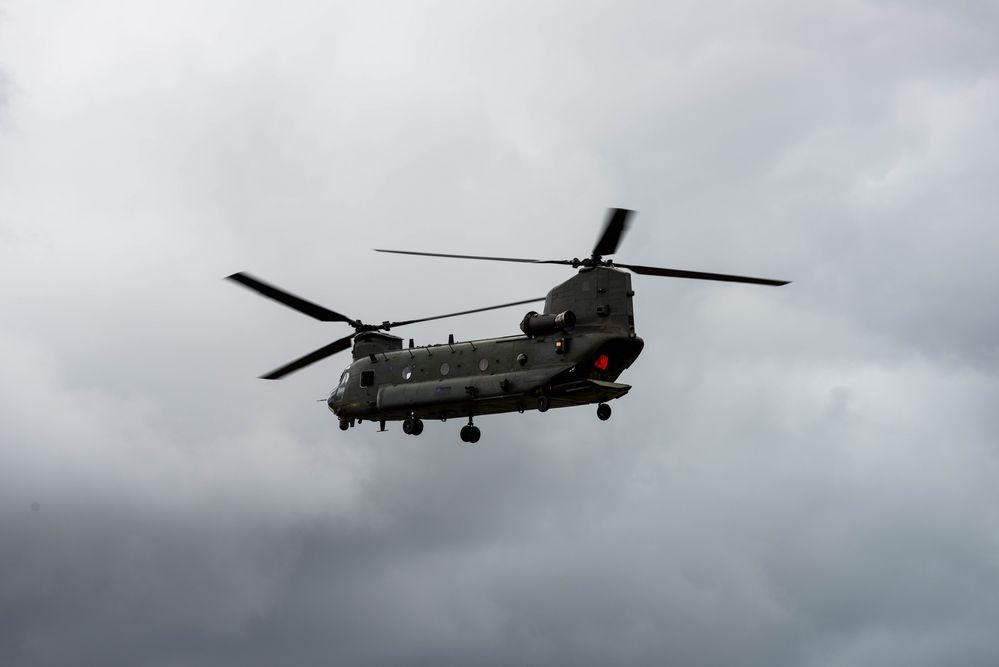 "Boeing-Vertol CH-47 ""Chinook"""