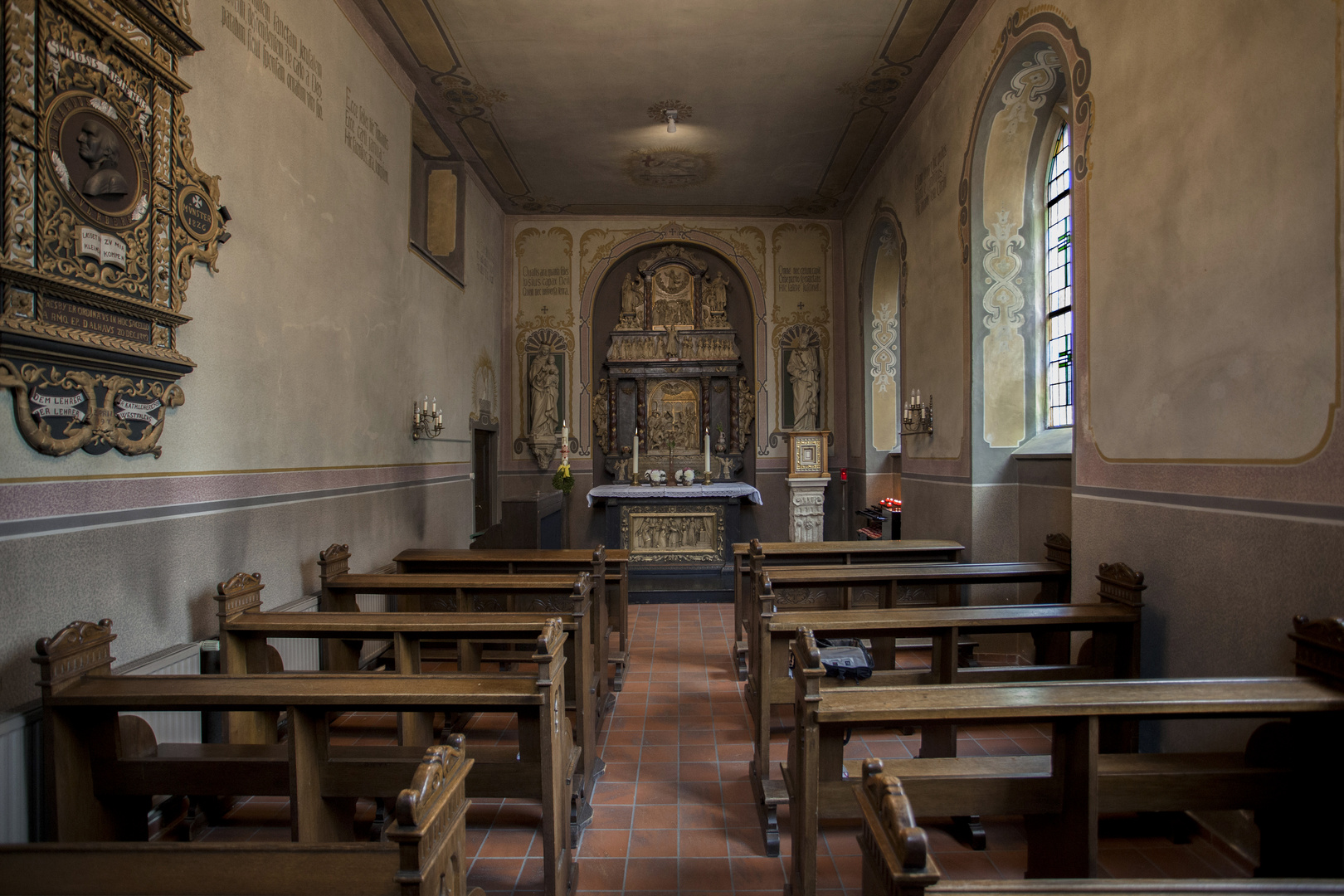 Bönekerskapelle in Rheine