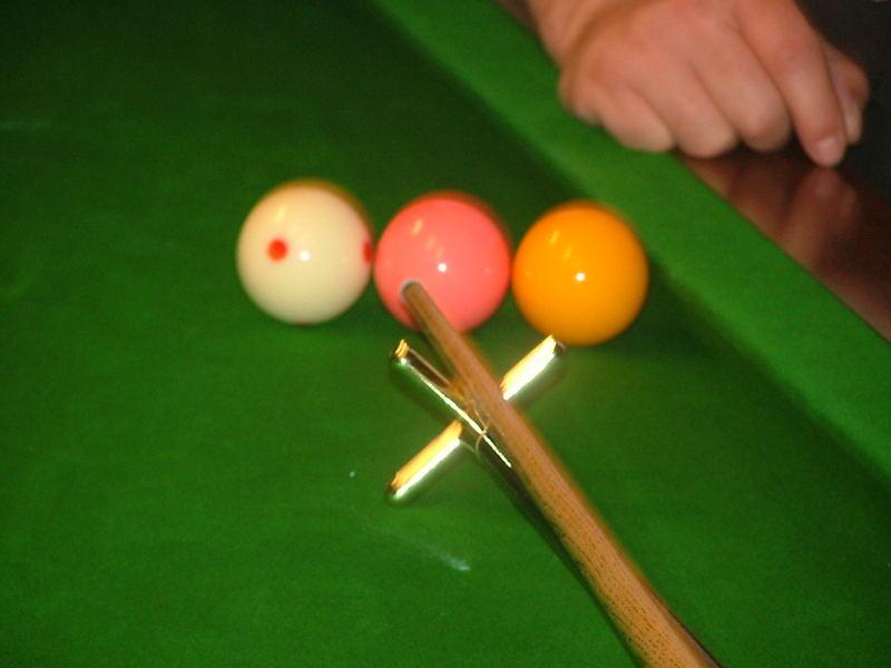 Böser Snooker