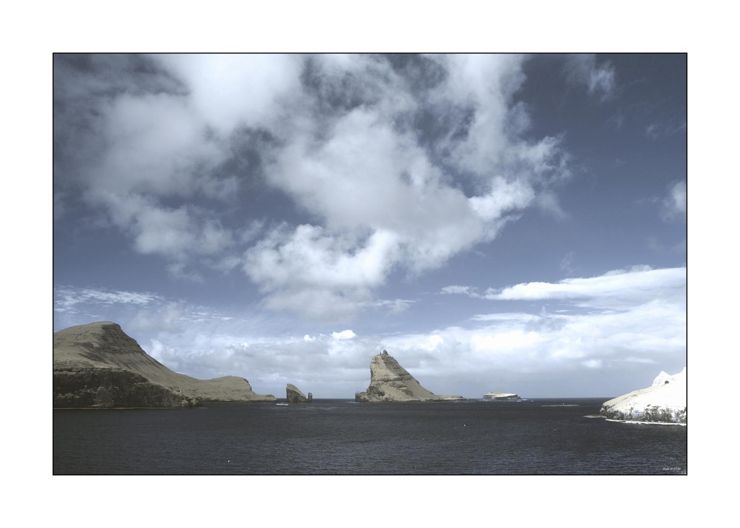 Böur auf den Färöer