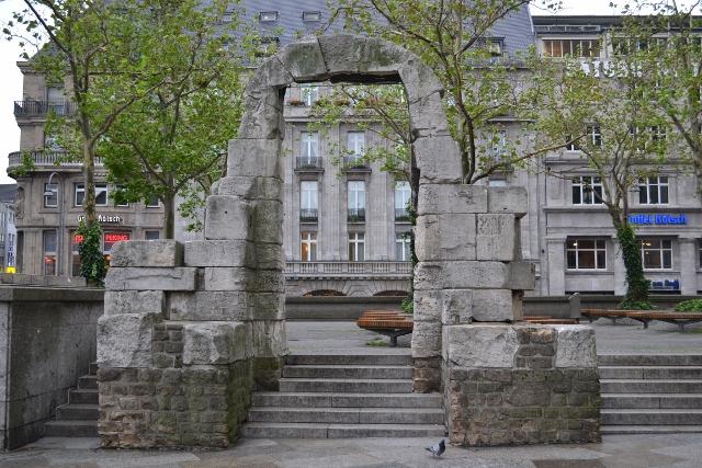 Bogen bei Köln