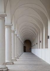 Bogengänge vom Feinsten in Dresden im Johanneum...#1.607##