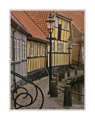 Bogense - gamle by