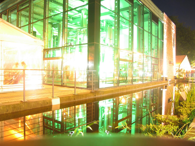 BOGESTRA-Betriebshof Engelsburg Essener Straße 125 06.2009