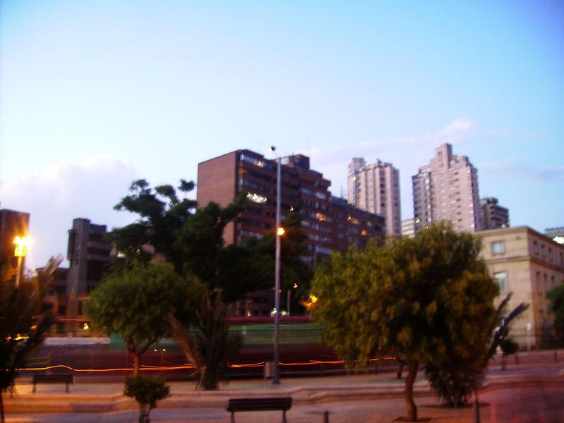 bogota 5 pm