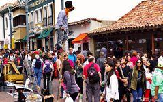 Bogotá Usaquén - Street