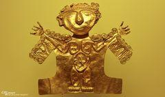 Bogotás Goldmuseum