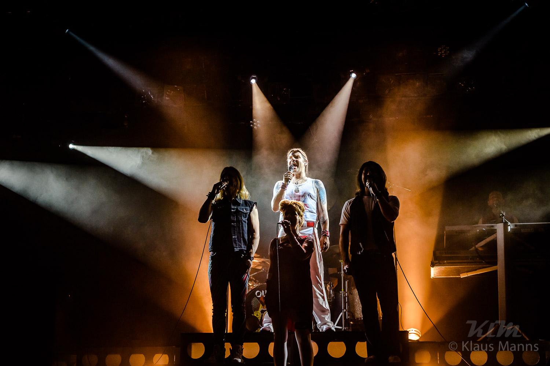Bohemian Rhapsody Vocal Intro 1