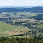 Bohemian scenery-Broumov basin
