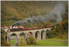 Bohinjska proga/Ferrovia Transalpina/Wocheiner Bahn IV