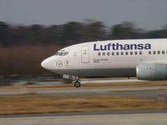 Boing 737-300 Neuss