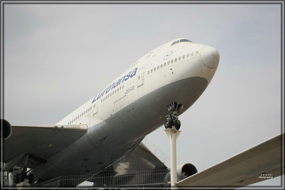 Boing 747 230 im Technik Museum Speyer