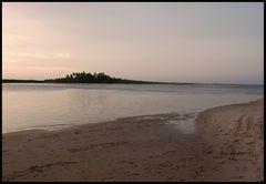 Boipeba on the beach - Brazil