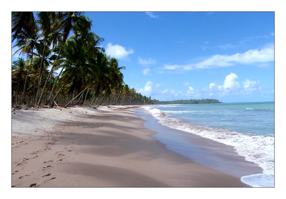 Boipeba - Praia Tassimirim