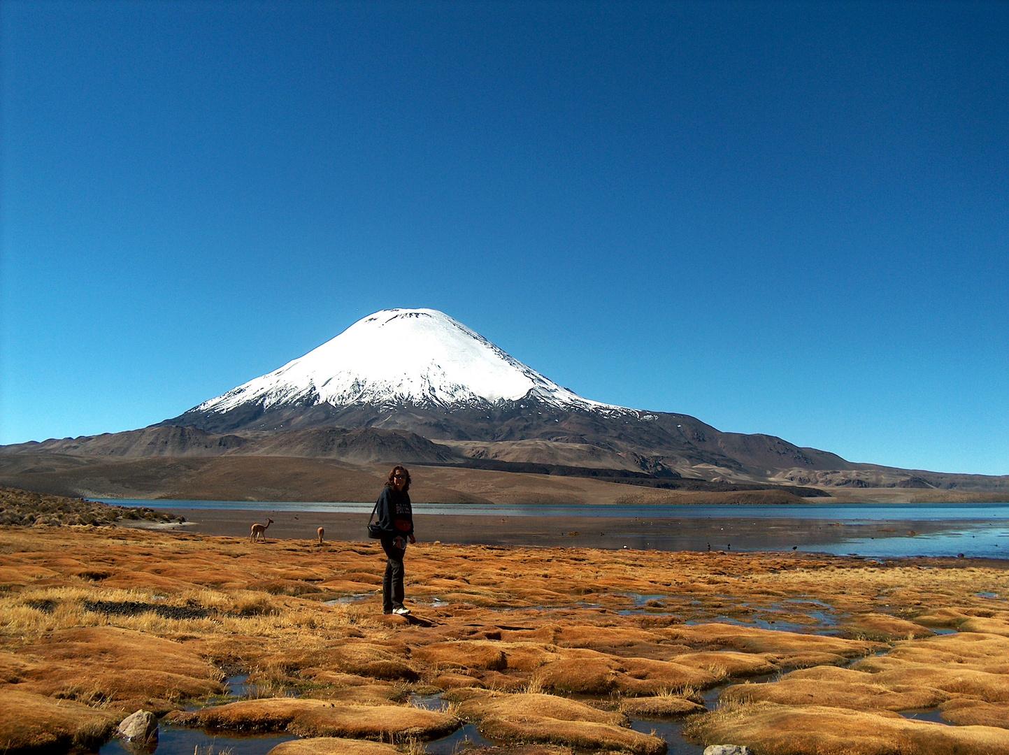 Bolivia Sotto il Vulcano