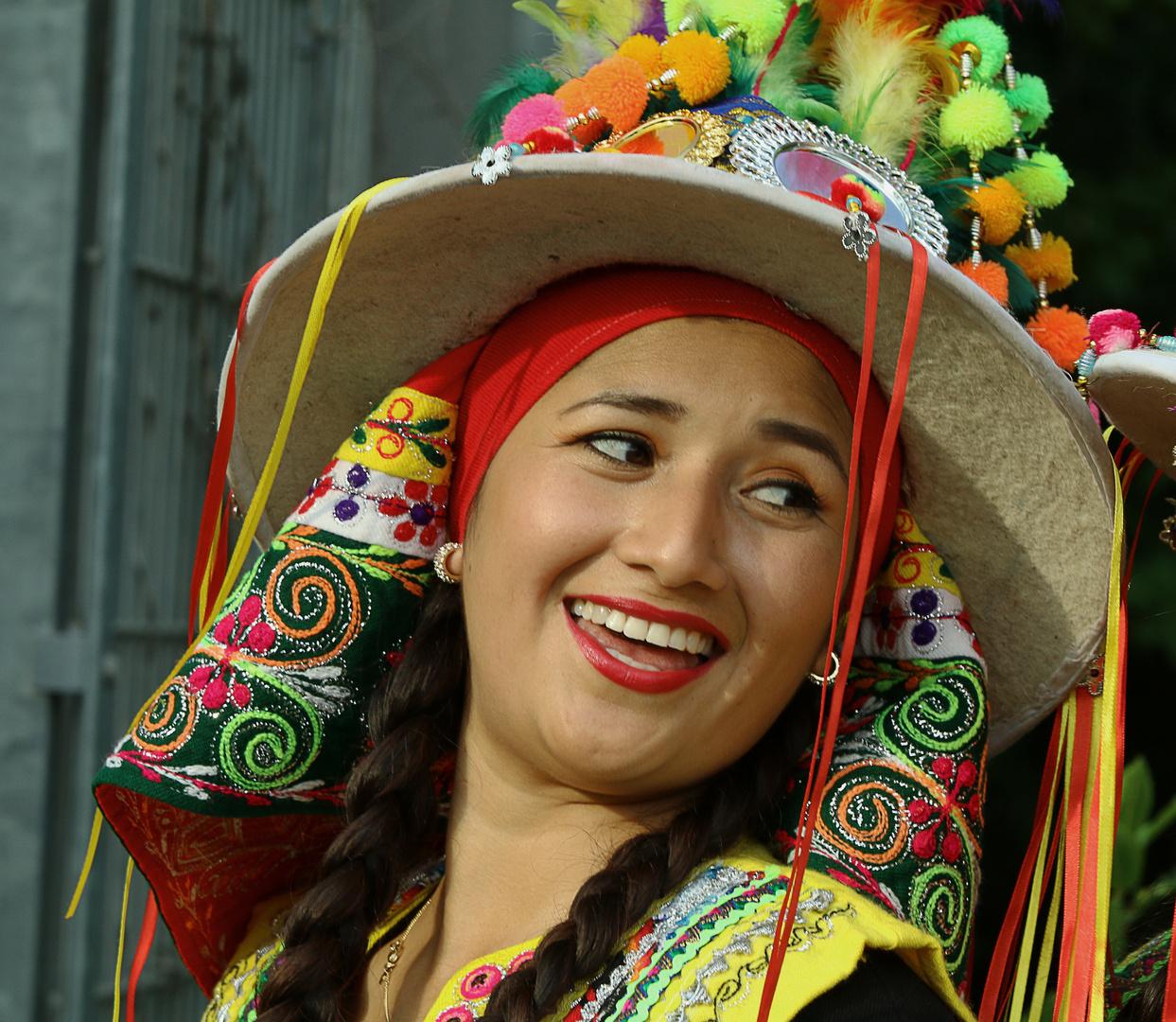 bolivian beauty