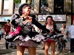 bolivianischer Tanz