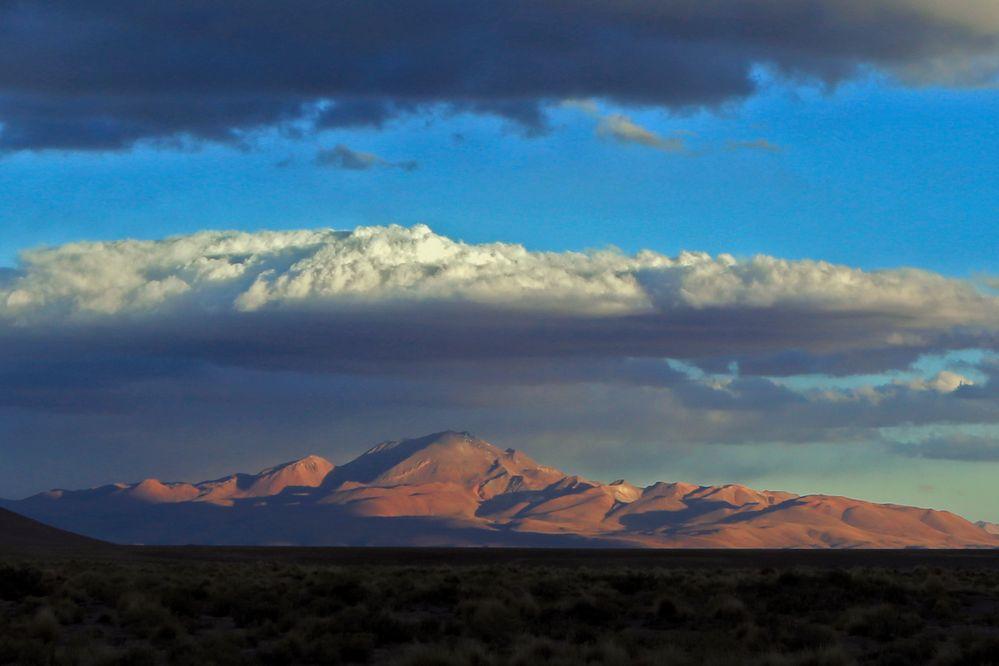 Boliviens Hochland