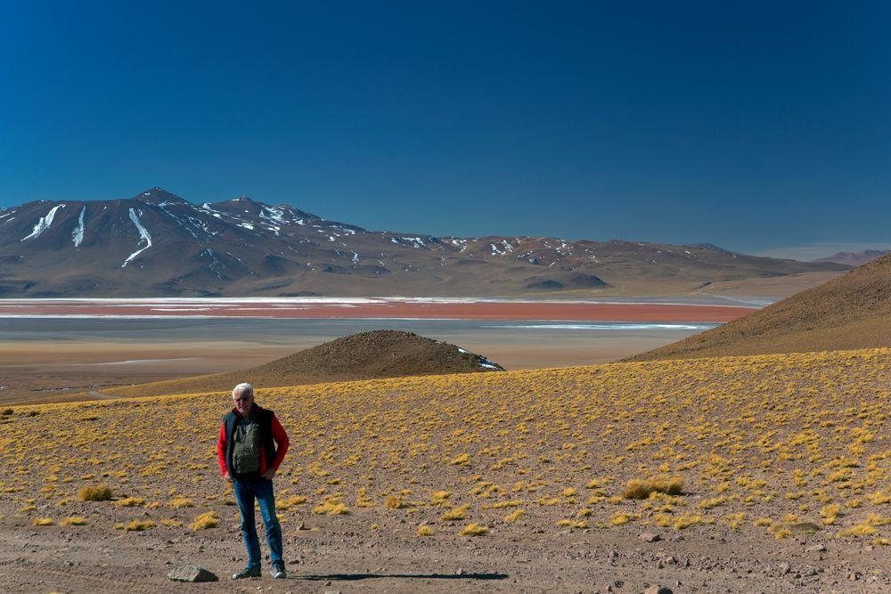 Boliviens Traumlagune