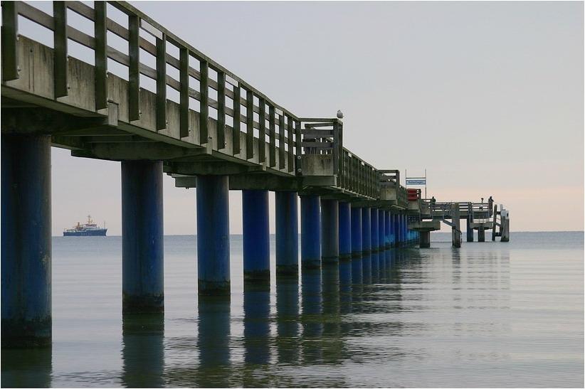 Boltenhagen - Seebrücke
