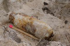 Bombenfund bei Ruhland***Und heute auch entschärft !!!